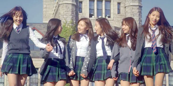 GFriend-Rough-mv